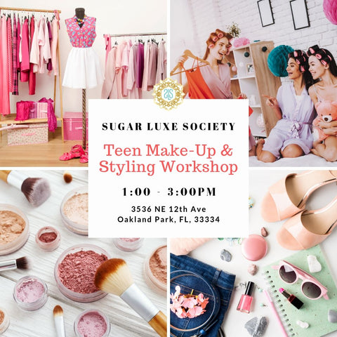 Teen Make-Up & Styling Workshop