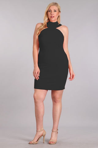 Athena Curvy Dress