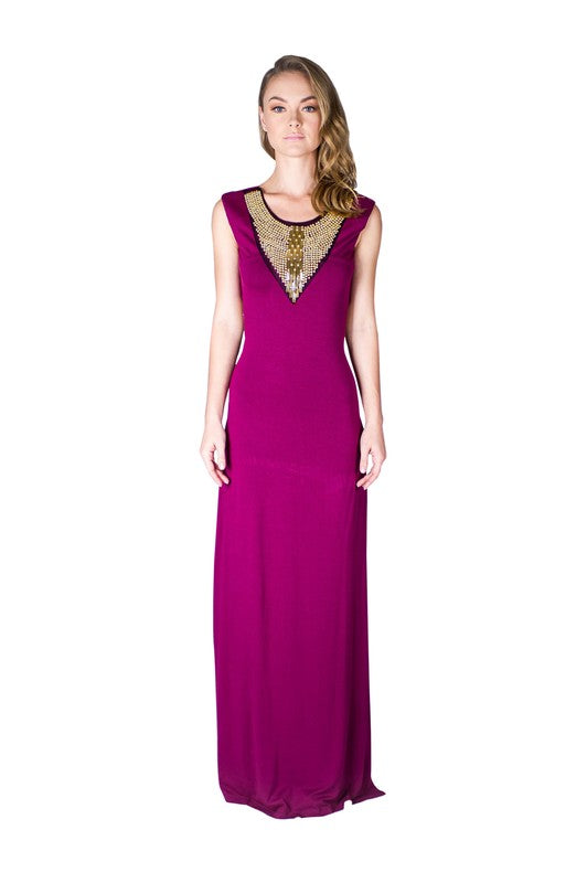 Aphrodite Maxi Dress