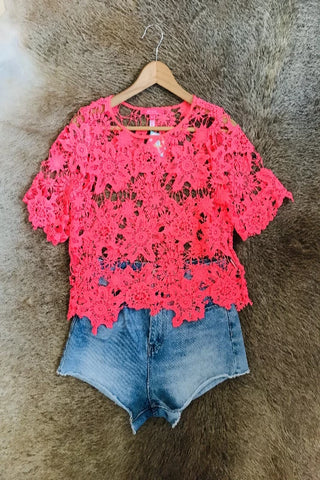 Pink Dreams Top