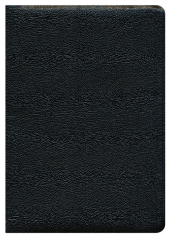 KJV Thompson Chain-Reference Bible (Bonded Leather, Black)