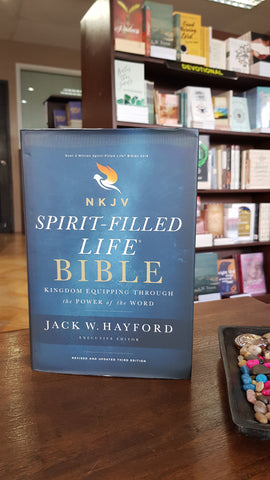 NKJV Spirit Filled Life Bible - Third Edition (Hardcover)