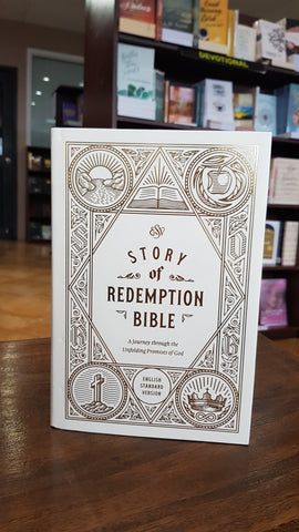 ESV Story of Redemption Bible (Hardcover)