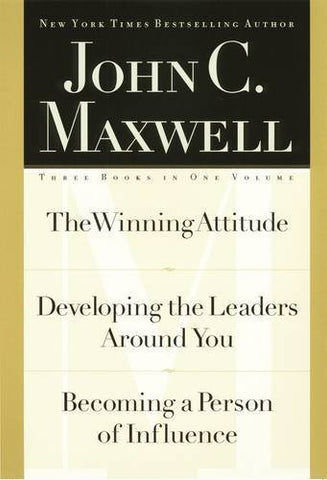 Maxwell 3-in-1 (Hardcover)