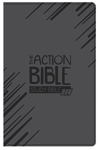 The Action Bible - ESV Study Bible