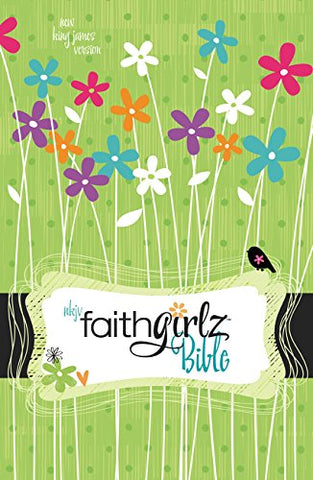 NKJV Faithgirlz Bible (Hardcover)