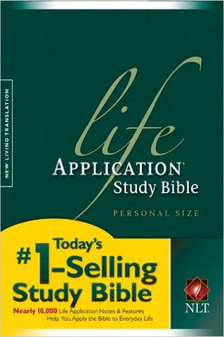 NLTSE Life Application Study Bible Personal (Paperback)