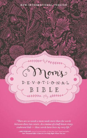 NIV Mom's Devotional Bible (Hardcover)