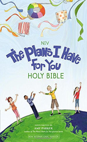 NIV The Plans I Have for You Holy Bible (Hardcover)