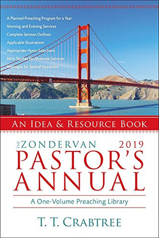 The Zondervan 2019 Pastor's Annual