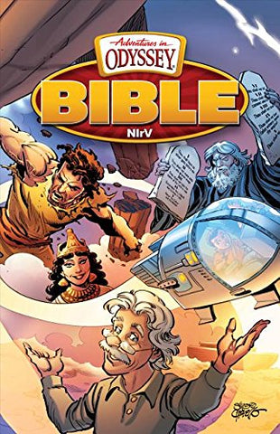 NIrV Adventures in Odyssey Bible