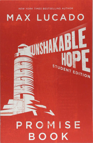 Unshakable Hope Promise Book - Student Edition