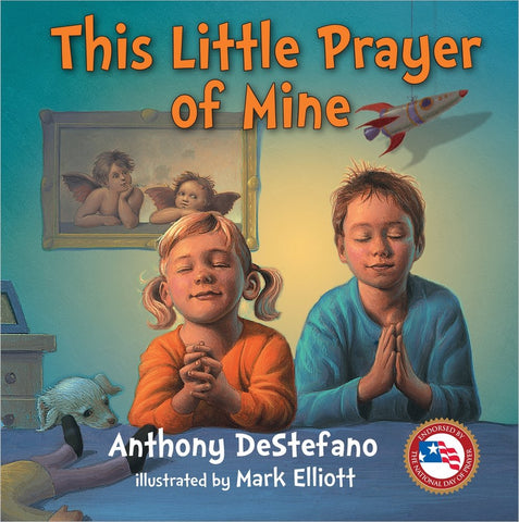 This Little Prayer of Mine (Hardcover)
