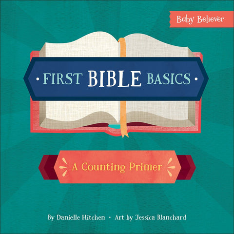 First Bible Basics: A Counting Primer