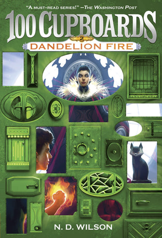 100 Cupboards - Dandelion Fire