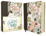 NIV Beautiful Word Bible (Hardcover, Cloth-over-Board, Multi-color Floral)