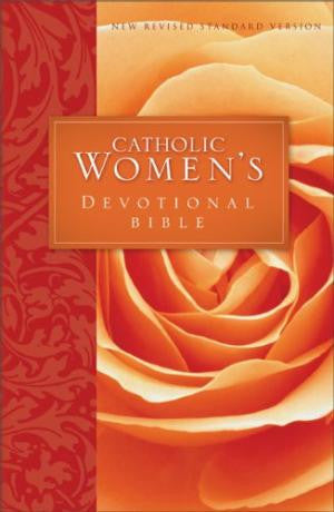 NRSV Catholic Women's Devotional Bible (Hardcover)