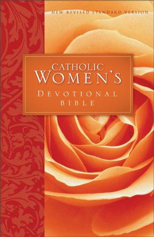 NRSV Catholic Women's Devotional Bible (Softcover)