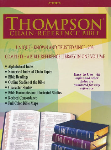 ESV Thompson Chain Reference Bible