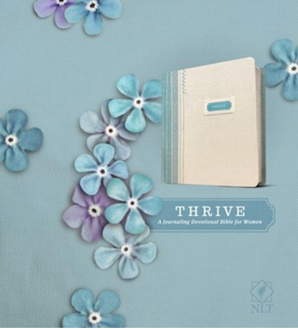 NLT Thrive (Hardcover, Fabric)