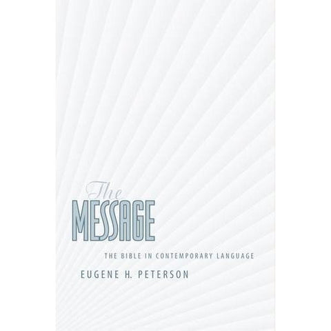 The Message Ministry Edition (Softcover)