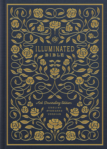 ESV Illuminated Bible - Art Journaling Edition (Hardcover, Cloth-over-Board)