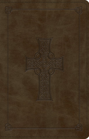 ESV Premium Gift Bible (Imitation Leather, Olive)