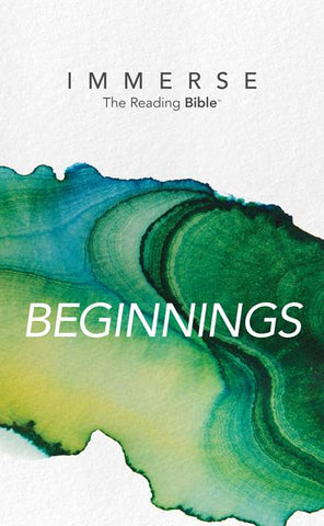 Immerse: Beginnings (Paperback)