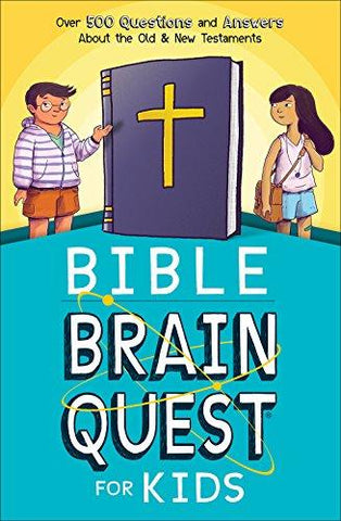 Bible Brain Quest® for Kids