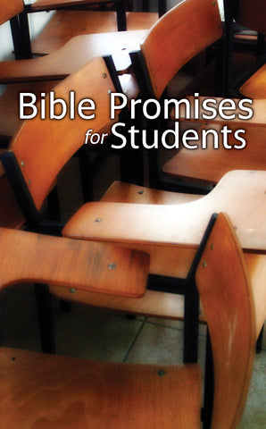 Bible Promises for Students