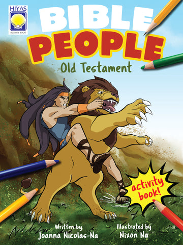 Bible People: Old Testament