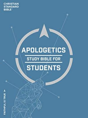 CSB Apologetics Study Bible for Students (Hardcover)