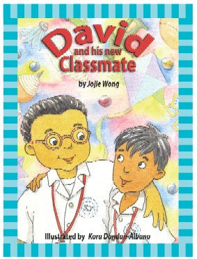 David and His New Classmate