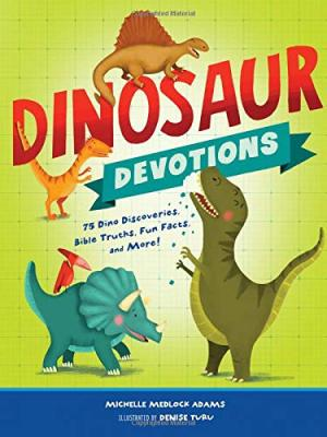 Dinosaur Devotions (Hardcover)