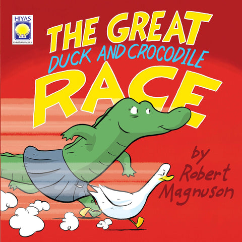 The Great Duck and Crocodile Race