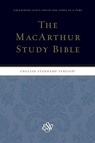 ESV McArthur Study Bible Personal Size (Hardcover)