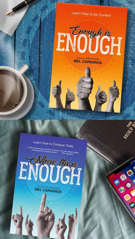 Enough Book Bundle