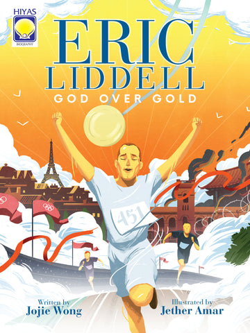 Eric Liddell: God Over Gold