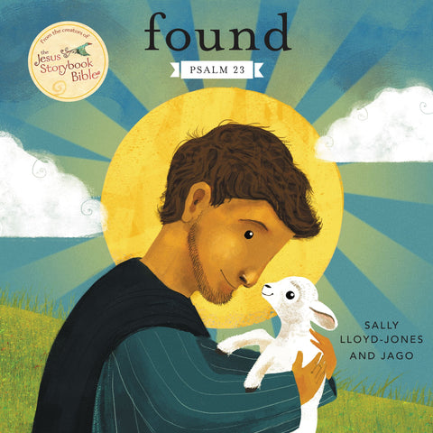 Found: Psalm 23 (Board book)