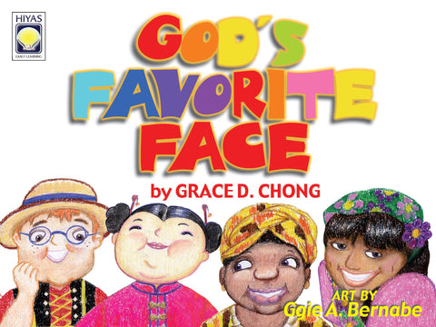 God's Favorite Series: Book 3 - God's Favorite Face