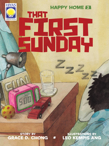 Happy Home #2: That First Sunday