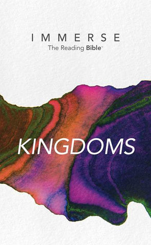 Immerse: Kingdoms (Paperback)