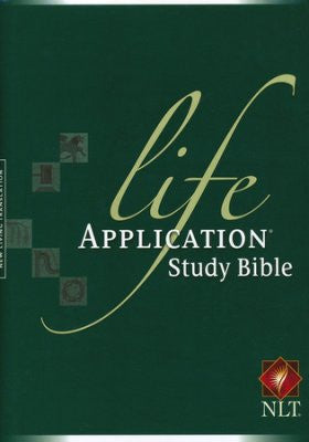 NLT Life Application Study Bible Second Edition (Hardcover)