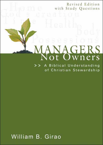 Managers Not Owners