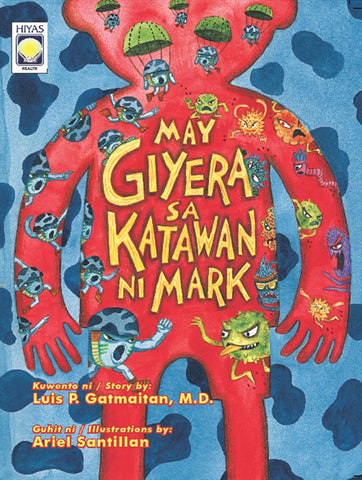 May Giyera sa Katawan ni Mark