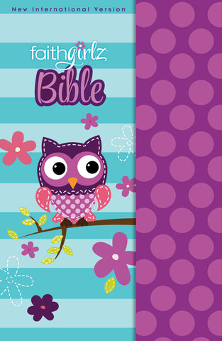 NIV Faithgirlz Bible Hardcover