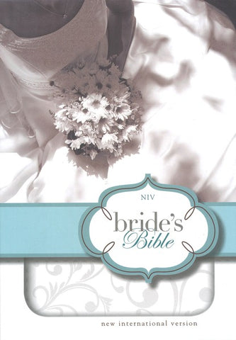 NIV Bride's Bible (Leathersoft, Duo-Tone White)