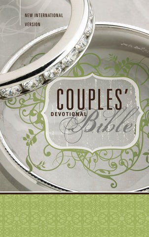 NIV Couples' Devotional Bible (Hardcover)
