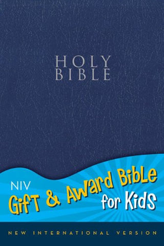 NIV Gift & Award Bible for Kids