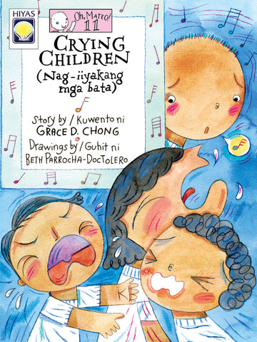 Oh Mateo! #11: Crying Children